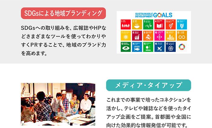 SDGsによる地域ブランディング